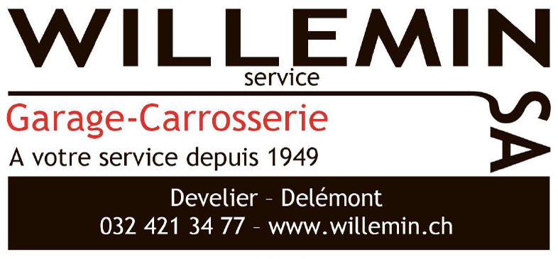 Garage Willemin logo