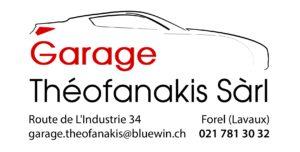 Logo garage theofanakis